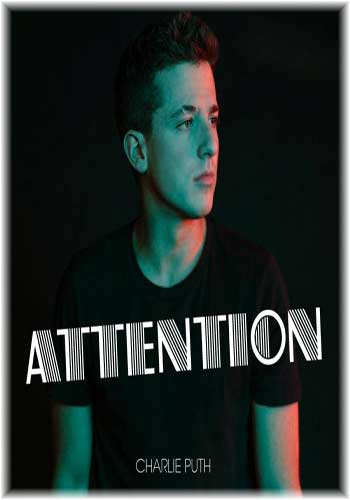 Attention By Charlie Puth Mp3