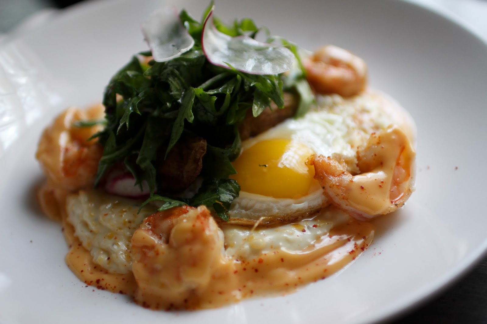 The-Fainting-Goat Brunch-Washington-DC | A.Viza Style | brunch-review-shrimp-grits