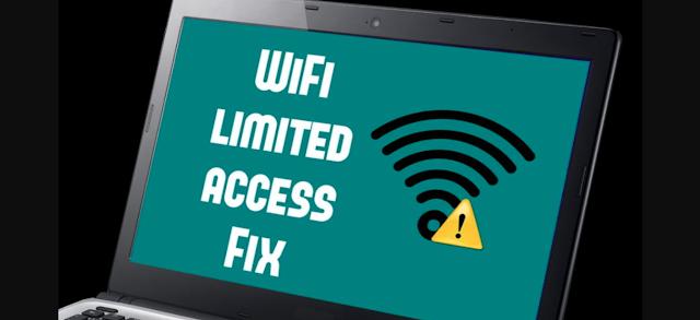 Kenapa WIFI Bisa Limeted Access?