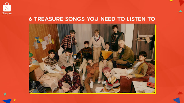 Top 6 TREASURE Songs You Need to Listen to
