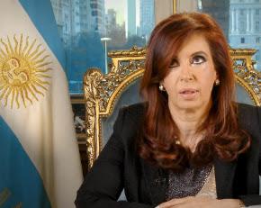 A esquerdista Cristina Kirchner será investigada em escândalo de lavagem de dinheiro