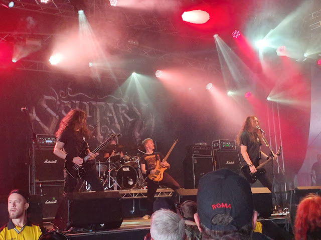 Solitary at Bloodstock 2019