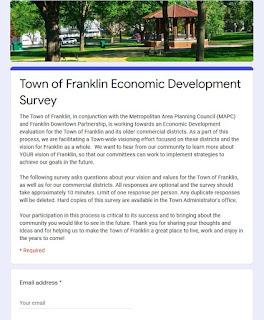 Economic Development Survey