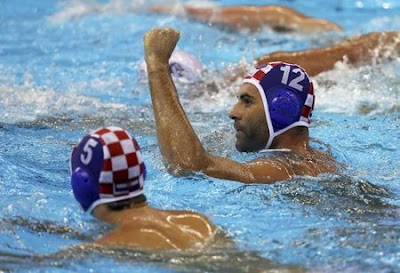 Brazil Loses to Croatia and is out of Contention for Medal in Men's Water Polo at Rio