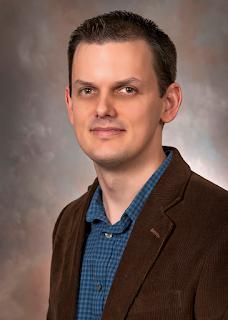 A portrait photo of Dr. Roddy