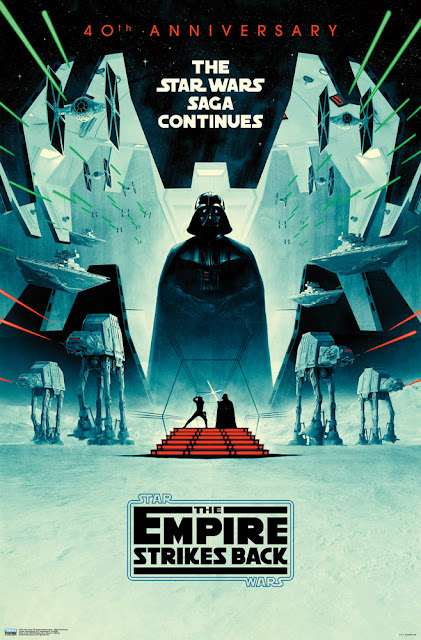 Lucasfilm,  EMPIRE AT 40, 星球大戰:帝國反擊戰, Star Wars Episode V: The Empire Strikes Back