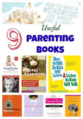 Useful Parenting Books
