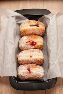 No-Knead Donuts