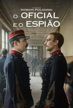 O Oficial e o Espião Torrent - BluRay 1080p Dual Áudio
