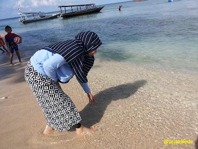 Pantai Cantik Lombok - Gili Air