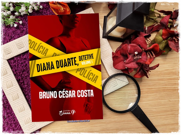 [Resenha] Diana Duarte, Detetive