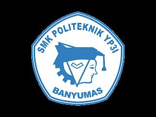 SMK POLITEKNIK YP3I BANYUMAS Free Vector Logo CDR, Ai, EPS, PNG