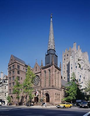 église St James new york
