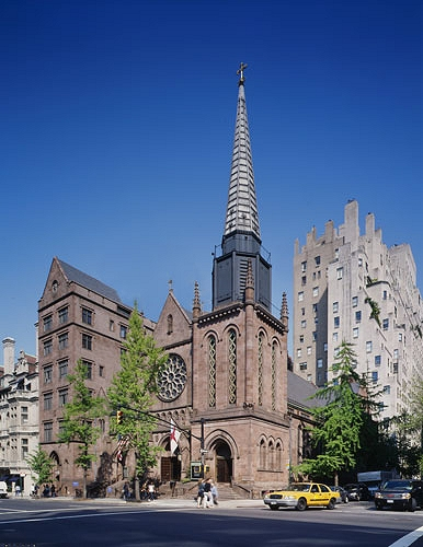 église St James new york