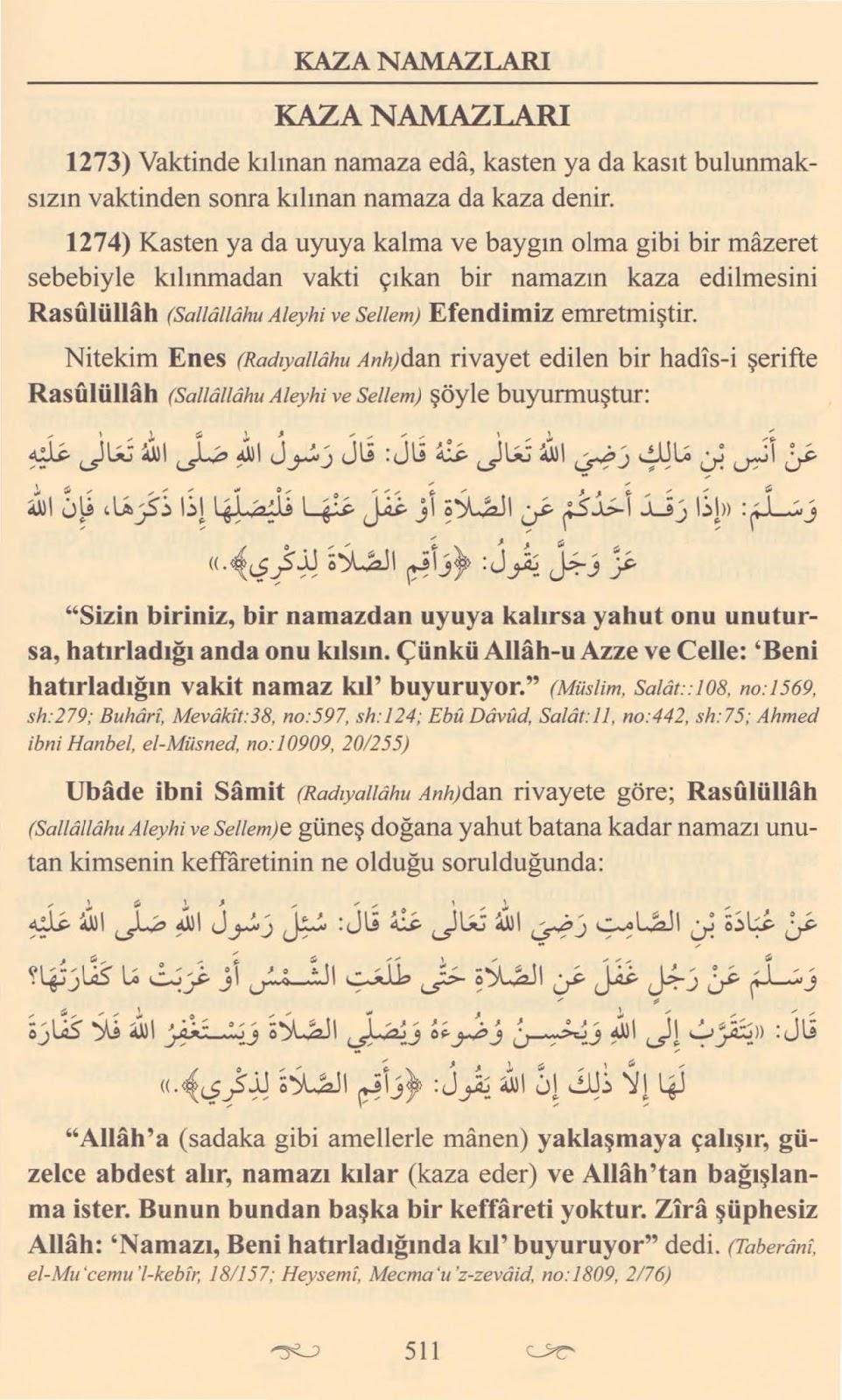 Teheccud Namazı Nasıl Kılınır Hangi Dualar Okunur