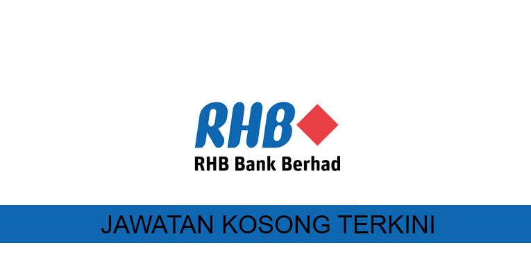 Kekosongan terkini di RHB Banking Group
