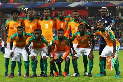 AFCON: CAF Round Of 16