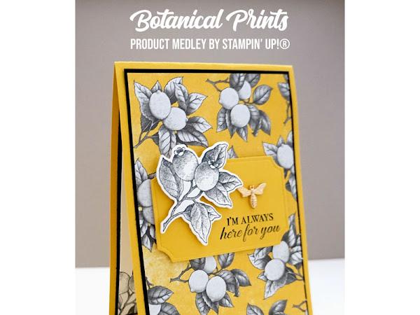 Kylie's Demonstrator Training Support Program Blog Hop January 2020   Botanical Prints Product Medley