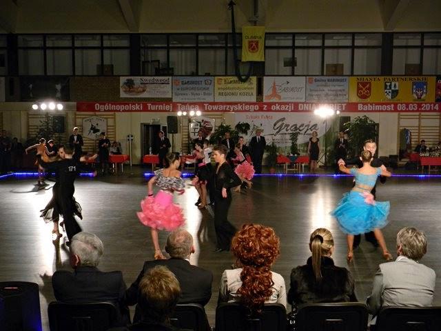 Minge, taniec, turniej, jury, Babimost