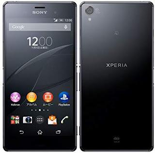 Tutorial Flashing (Instal Ulang) Sony Xperia Z3 AU (SOL26)