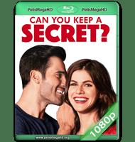 ¿PUEDES GUARDAR UN SECRETO? (2019) WEB-DL 1080P HD MKV ESPAÑOL LATINO