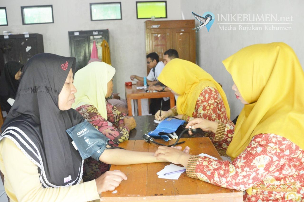 Pengobatan Gratis Hingga Pengajian Akbar Meriahkan Milad ke-6 MIBS Kebumen