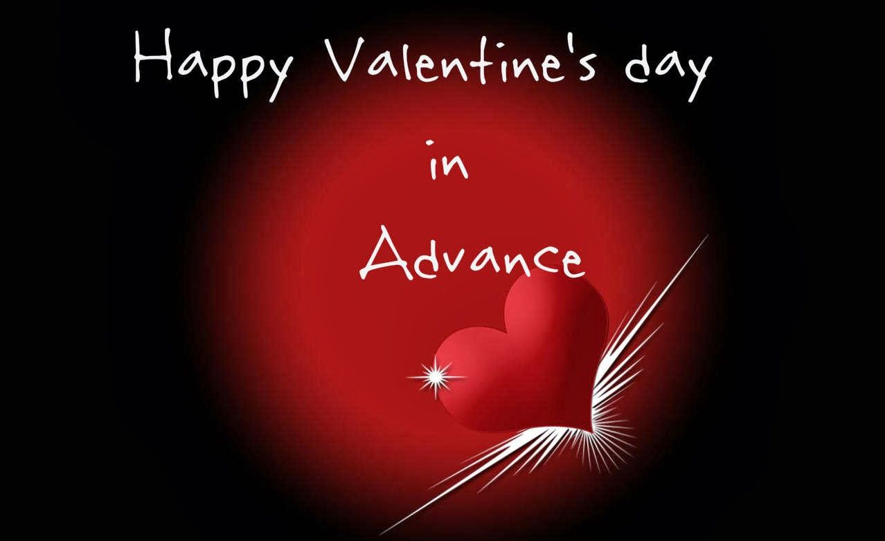 Advance Valentine Day Quotes