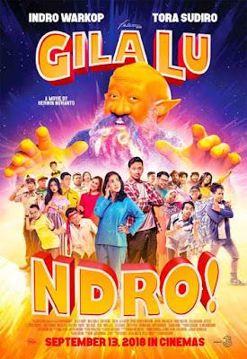 Film Gila Lu Ndro 2018