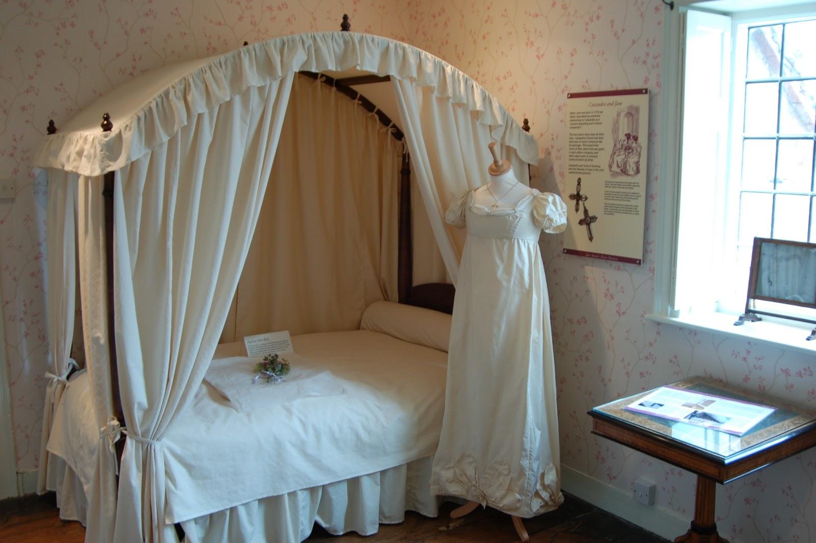 Baugh S Blog Photo Essay Jane Austen S House Museum In