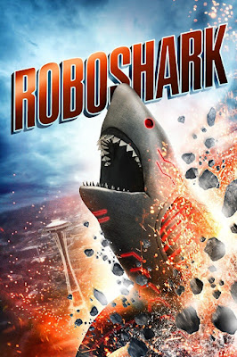 Roboshark (2015) Dual Audio [Hindi – Eng] 720p WEB-DL ESub x265 HEVC 500Mb