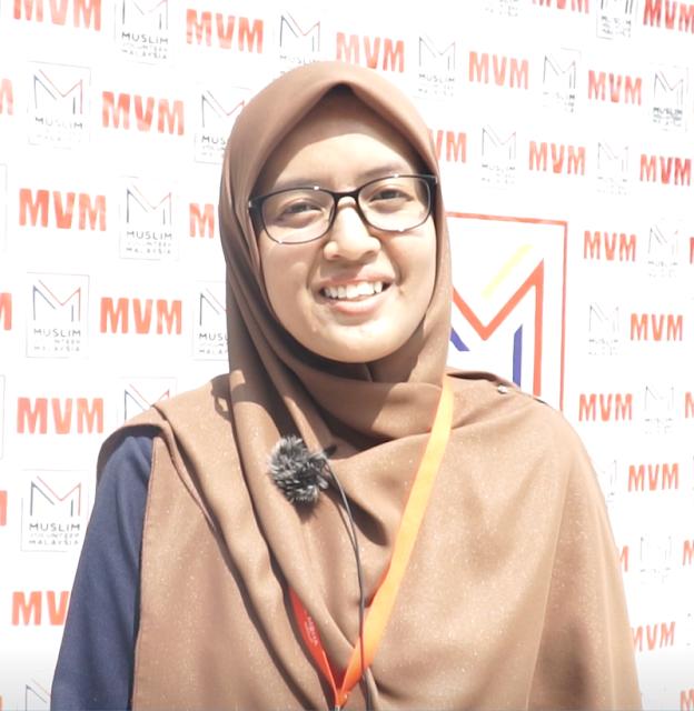 sukarelawan muslim volunteer malaysia amalina