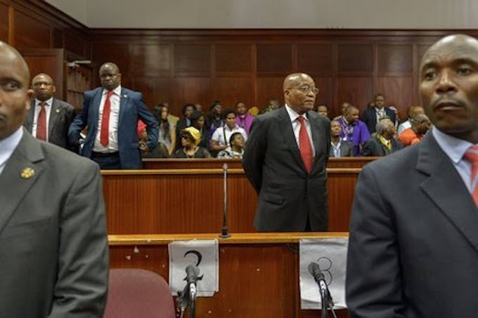 Former President Jacob Zuma corruption trial postponed to 26 May