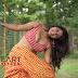 Deshi Bhabi Low Hip Saree Looking Sexy