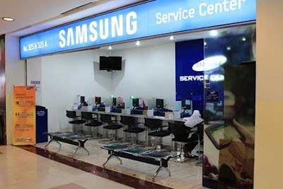 Alamat Service Center Samsung