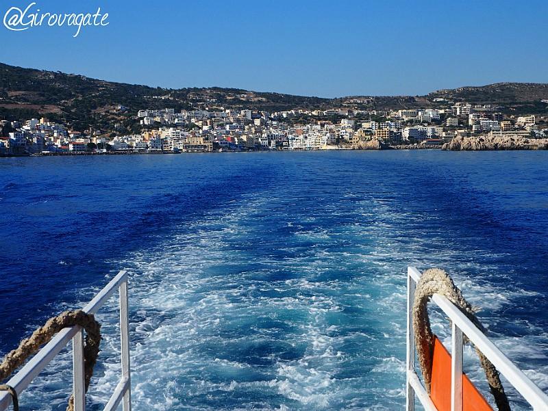gita in barca Karpathos Saria