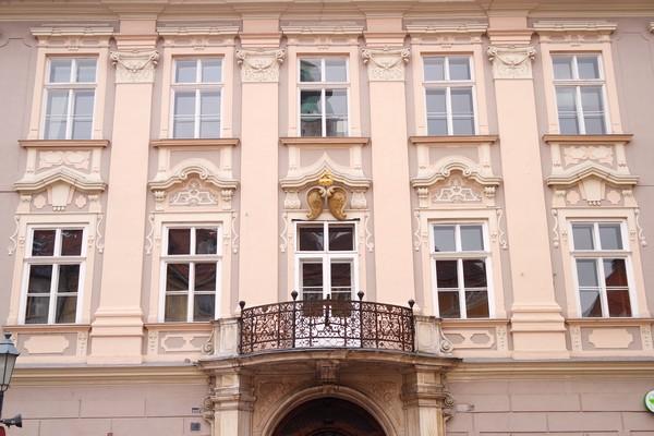 autriche klagenfurt carinthie palais goëss