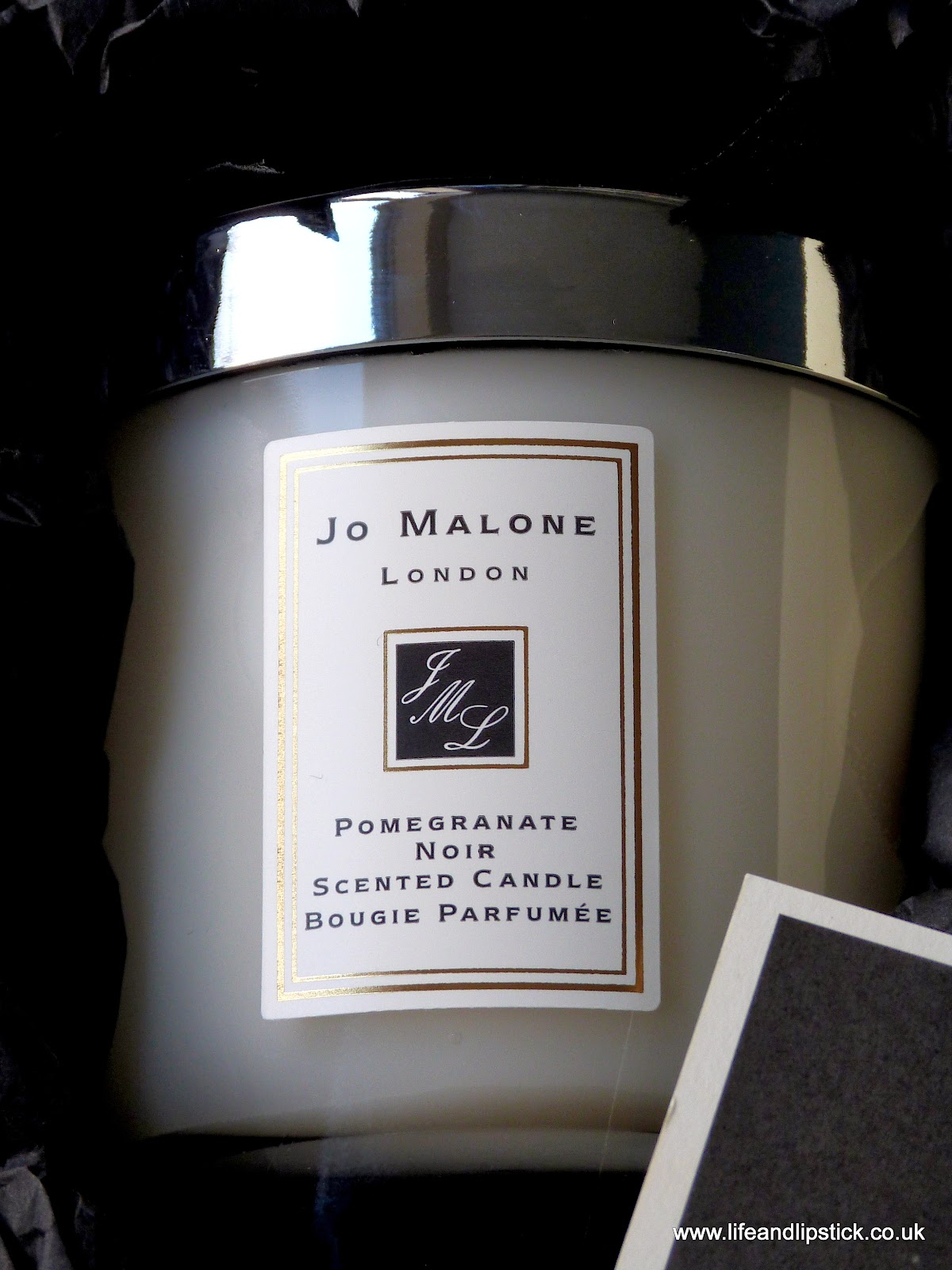 Life And Lipstick Jo Malone London Pomegranate Noir Scented Candle