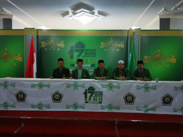 Konferensi NU wilayah Jawa Barat