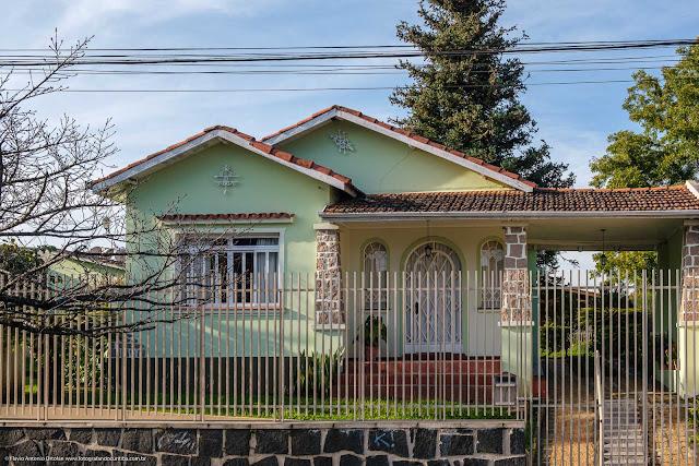 Casa na Avenida Anita Garibaldi