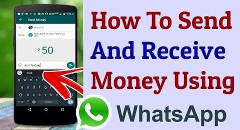 how to send money via Whatsapp जानिए, कैसे भेजें व्हॉट्सऐप से पैसे