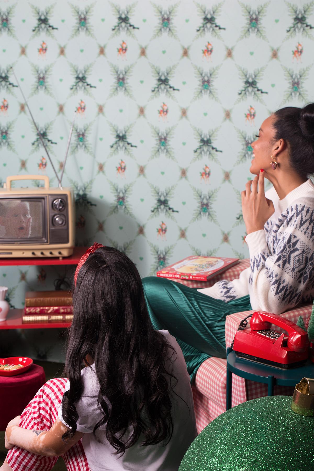 decoração de natal 2020 tendências  simples pinterest blog do math