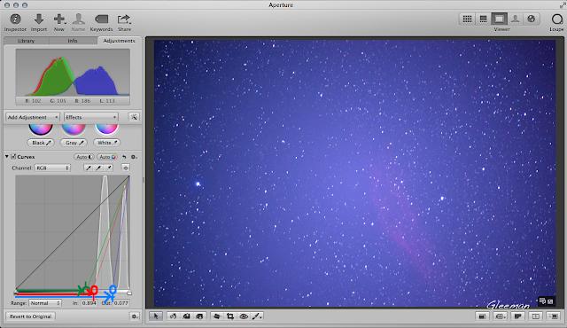 Pentax O-GPS1 拍攝後的簡易後製 (post-processing), Aperture