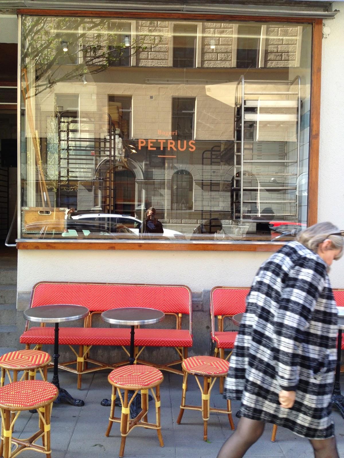 Bageri Petrus er en liten perle på Södermalm i Stockholm.