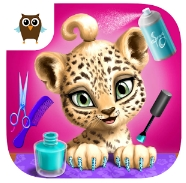 Jungle Animal Hair Salon Apk Mod Money/Unlocked/Ad-Free