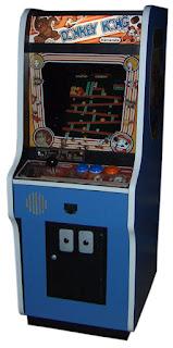 Arcade Donkey Kong, 1981