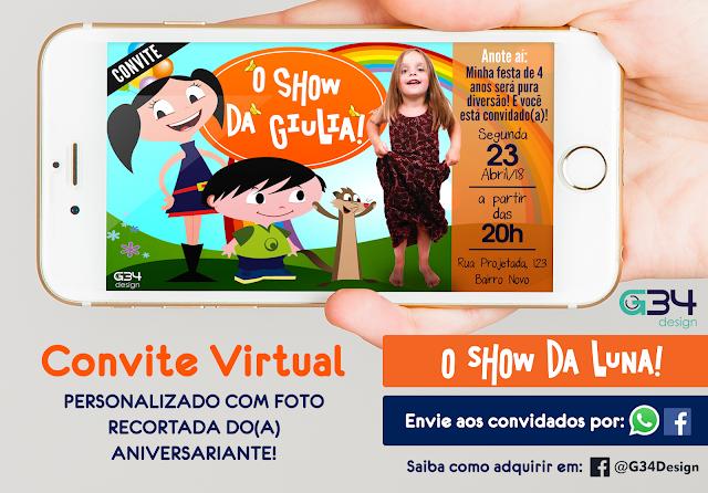 convite-virtual-com-foto-o-show-da-luna