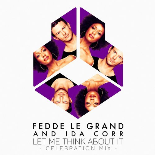 Fedde Le Grand & Ida Corr Drop 'Let Me Think About It (Celebration Mix)'