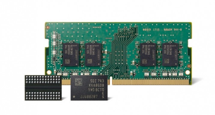 Samsung begins mass production of second-generation 10nm DRAM