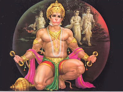 hanuman-with-ram-laxman-maiya-sita-in-jungle