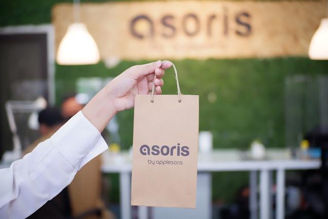 Asoris by applesoris